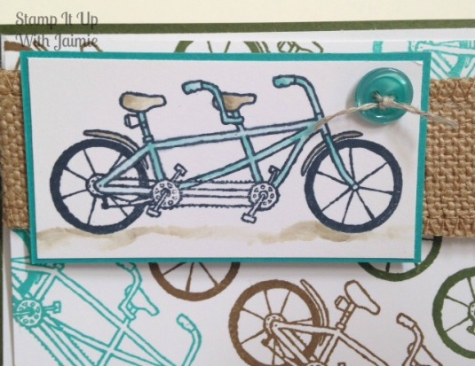 Bicycle - Stamp It Up With Jaimie