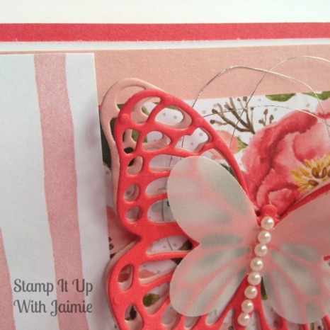 Butterfly - Stamp It Up With Jaimie