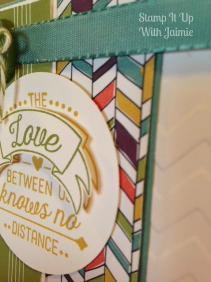 Going Places - Stamp It Up With Jaimie - Stampin Up