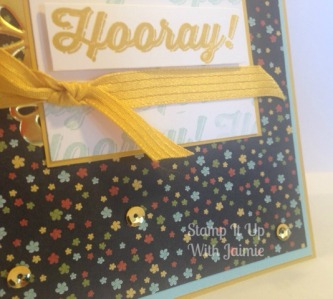 Hooray - Stamp It Up With Jaimie - Sale-a-bration