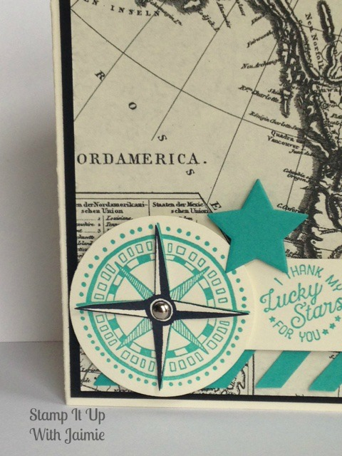 Lucky Stars - Stampin Up - Stamp It Up With Jaimie