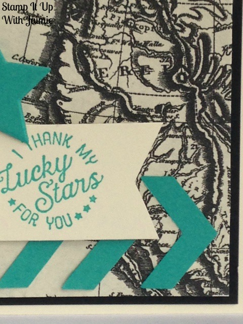 My Lucky Stars - Stamp It Up With Jaimie - Stampin Up