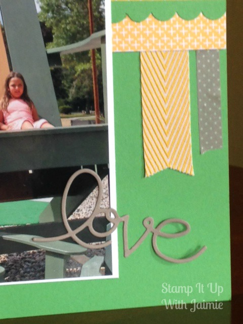 Stampin Up - Scrapbook - Stamp It Up With Jaimie 2