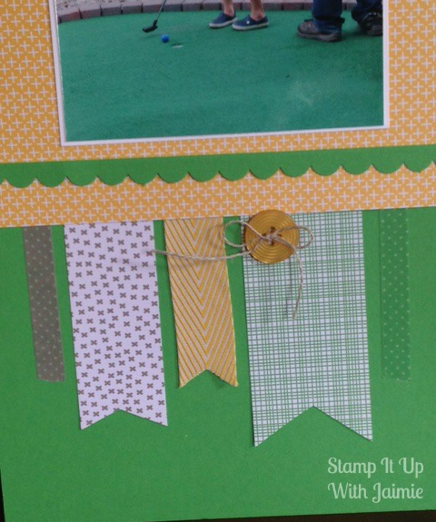 Stampin Up - Scrapbook - Stamp It Up With Jaimie 4