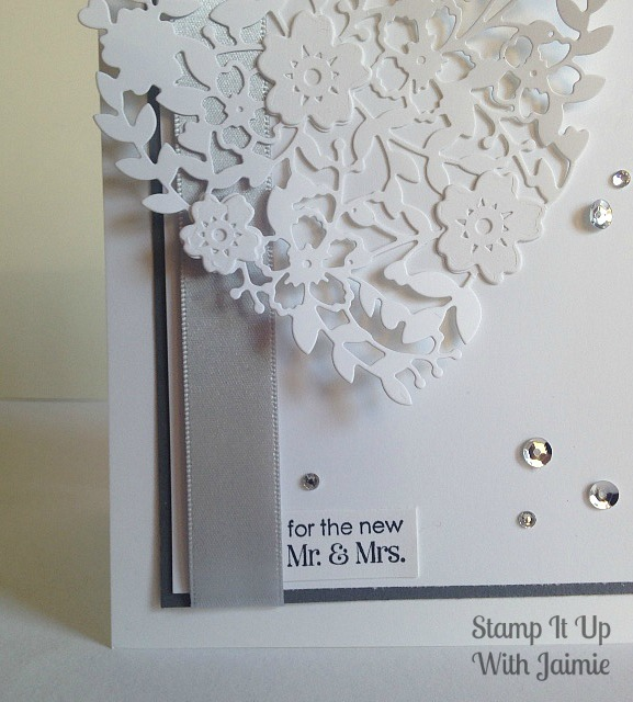 Bloomin Heart - Stamp It Up With Jaimie - Stampin Up