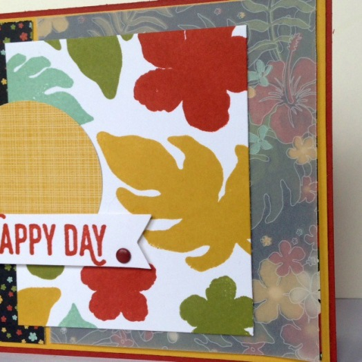 Botanical Blooms - Stamp It Up With Jaimie - Stampin Up