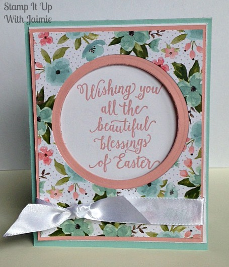 Easter - Stamp It Up With Jaimie