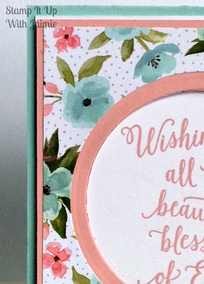 Easter - Stampin Up - Stamp It Up With Jaimie