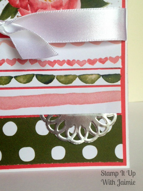Happy Birthday - Stamp It Up WIth Jaimie - Stampin Up