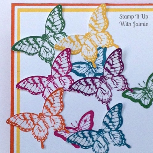 Papillon Potpourri - Stamp It Up With Jaimie - Stampin Up