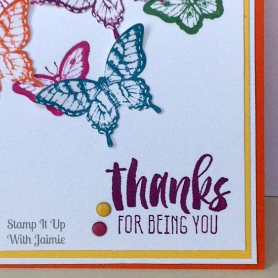 Papillon Potpourri - Stampin Up - Stamp It Up With Jaimie