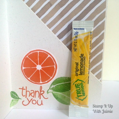 Apple Of My Eye - Stamp It Up With Jaimie - Stampin Up