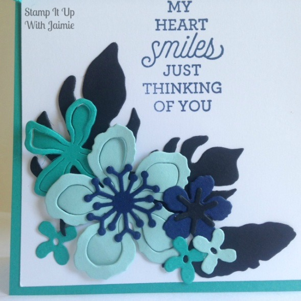 Botanical Builder - Stamp It Up With Jaimie - Stampin Up