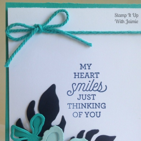 Botanical Builder - Stampin Up - Stamp It Up With Jaimie