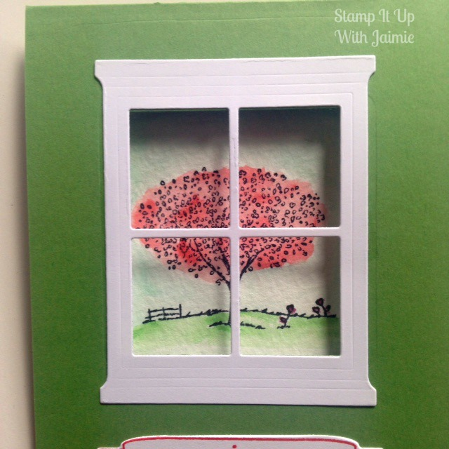 Happy Home - Stamp It Up With Jaimie - Stampin Up