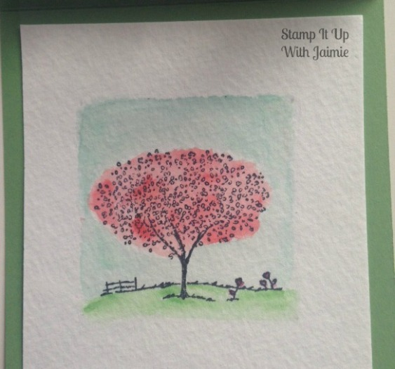 Happy Home - Stampin Up - Stamp It Up With Jaimie