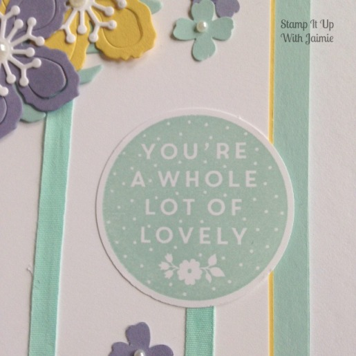 Hostess Stamp - Stamp It Up With Jaimie - Stampin Up