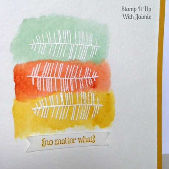 Petite Pairs - Stamp It Up With Jaimie - Stampin Up