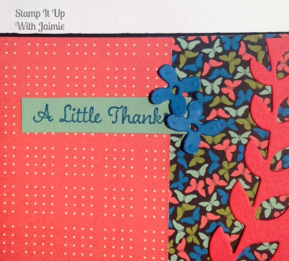 Pretty Petals - Stamp It Up With Jaimie - Stampin Up