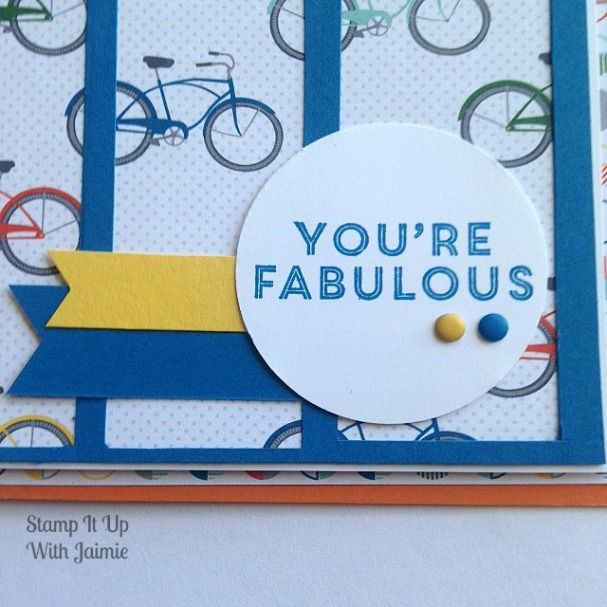 Schoolhouse - Stamp It Up With Jaimie - Stampin Up