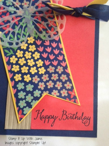 Affectionately Yours - Stampin Up - Stamp It Up With Jaimie