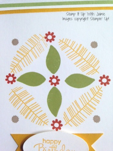 Botanical Blossoms - Stamp It Up With Jaimie - Stampin Up