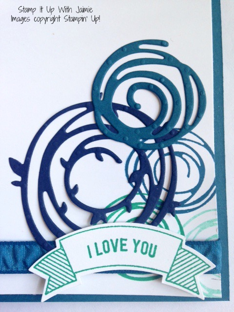 Swirly Scribbles - Stamp It Up With Jaimie - Stampin Up