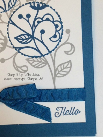 Flourishing Phrases - Stampin Up - Stamp It Up With Jaimie