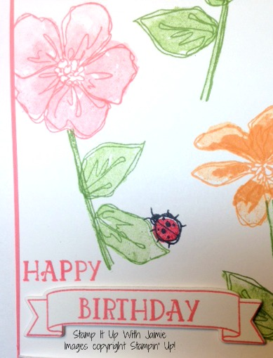 Penned & Painter - Stamp It Up With Jaimie - Stampin Up