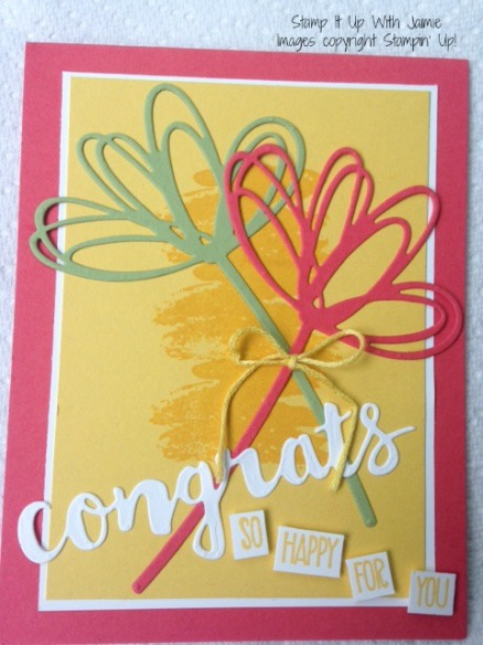 Sunshine Sayings - Stamp It Up With Jaimie - Stampin Up