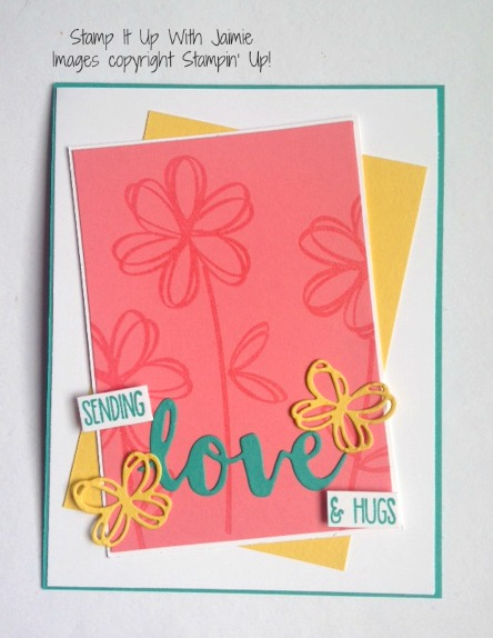 Sunshine Sayings - Stamp It Up With Jaimie
