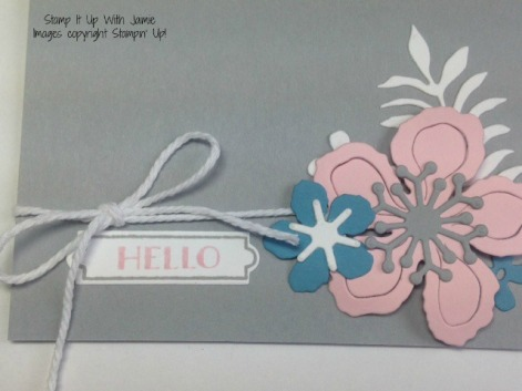 Botanical Builder - Stampin Up - Stamp It Up With Jaimi