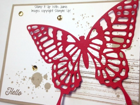 Gorgeous Grunge - Stampin Up - Stamp It Up With Jaimie