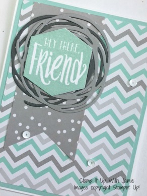 Scenic Sayings - Stamp It Up With Jaimie - Stampin Up