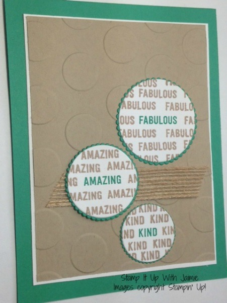 Thoughtful Banners - Stamp It Up With Jaimie - Stampin Up