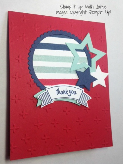 Thoughtful Banners - Stampin Up - Stamp It Up With Jaimie