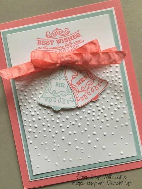 Seasonal Bells - Stamp It Up With Jaimie - Stampin Up