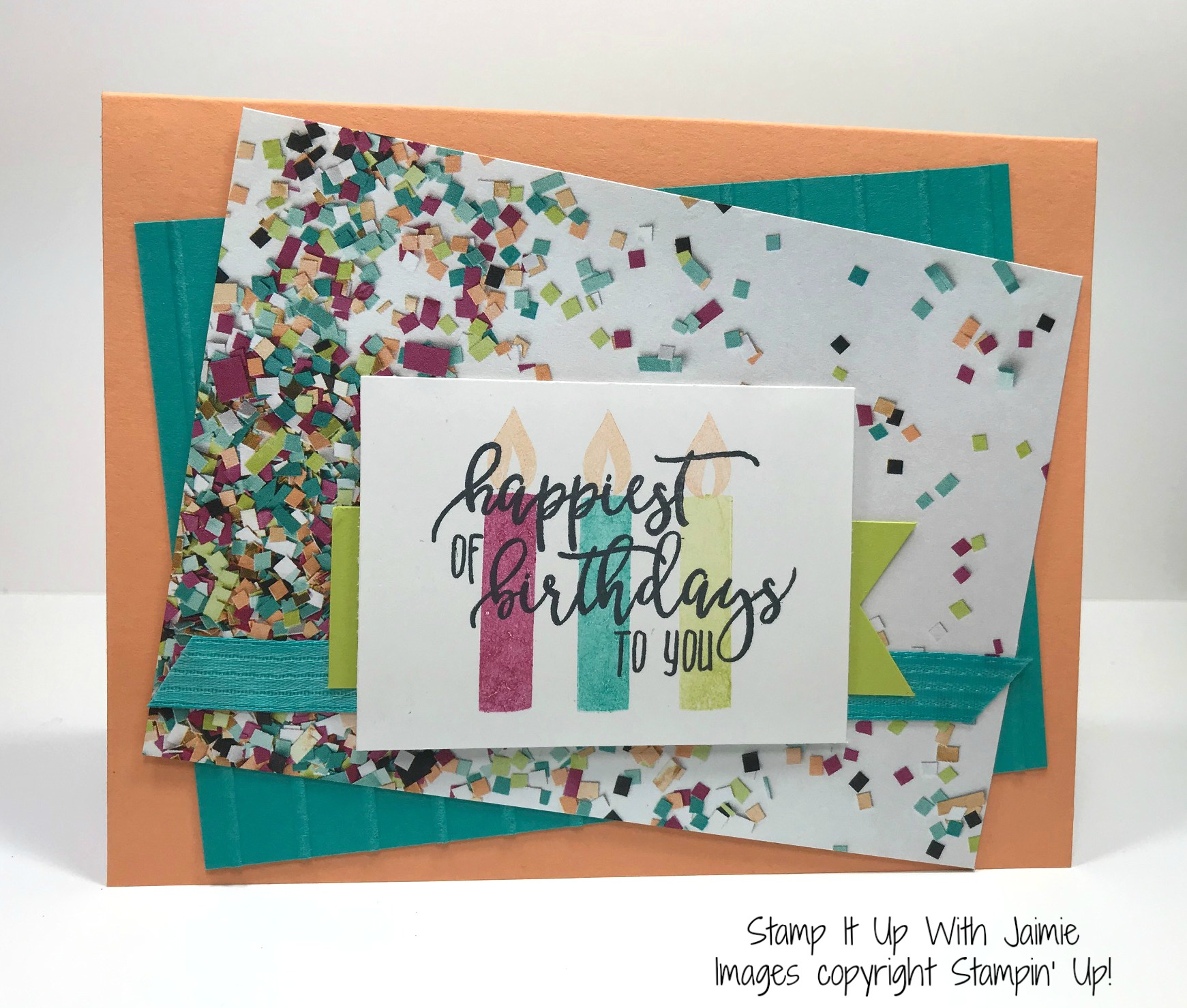 stampin up new picture perfect birthday stamp it up with jaimie