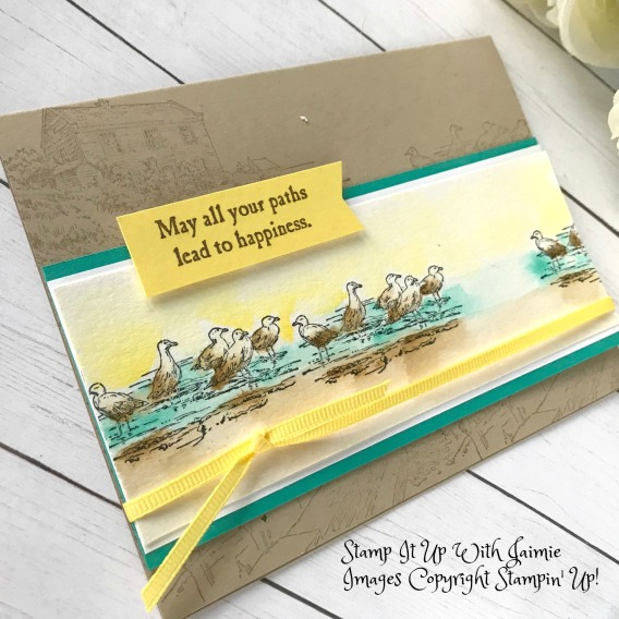 Image result for by the bay stampin up