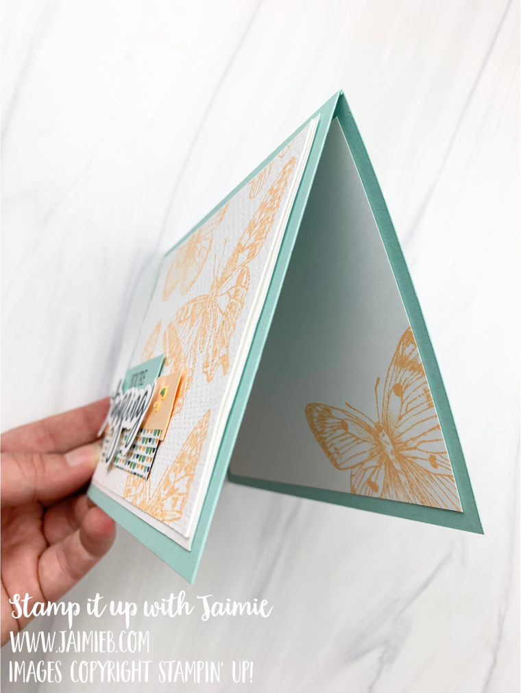 Stampin' Up! Create with Friends Card