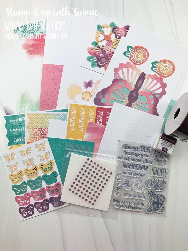 Stampin' Up! September 2021 Paper Pumpkin Kit
