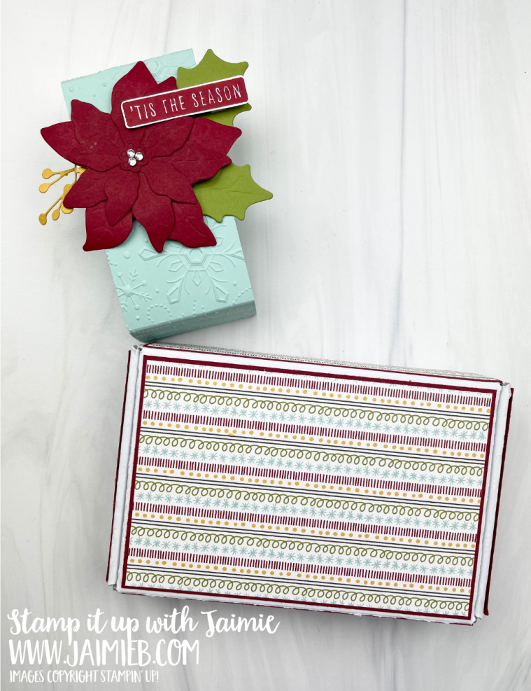 Stampin' Up! Sweet Stockings Gift Giving
